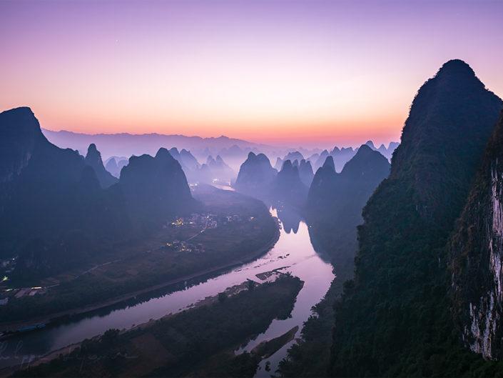 Xinping – Yangshuo – Guilin