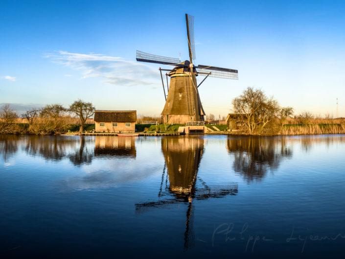 Blog – Windmills in Kinderdijk – Rotterdam – Netherlands